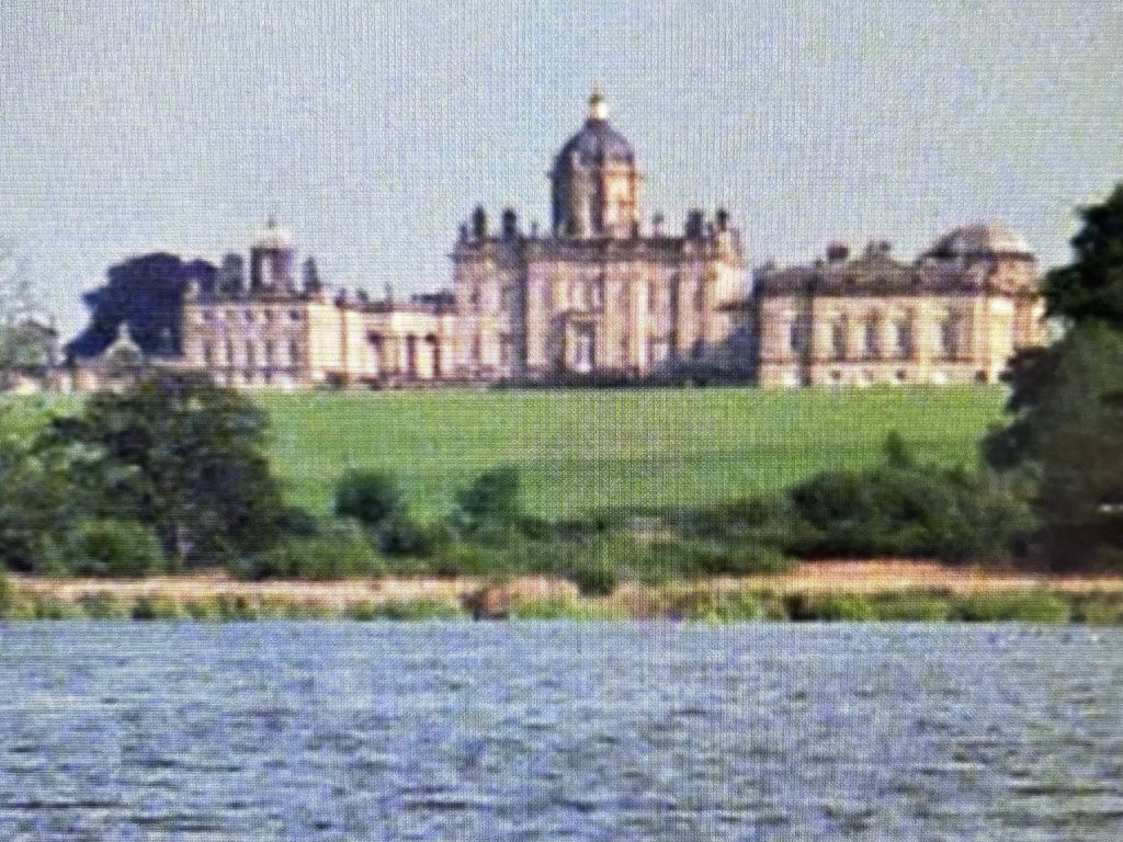 Bridgerton meets Brideshead at Castle Howard
